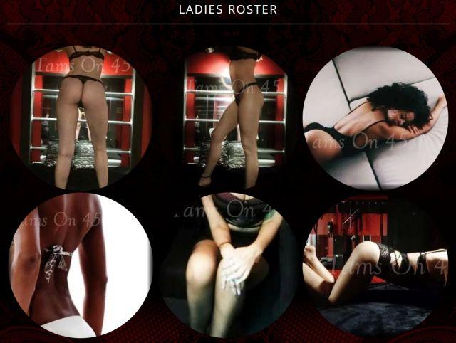 Ladies Roster